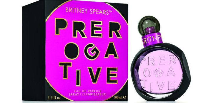 Britney Spears to Release Gender-Neutral Perfume 1