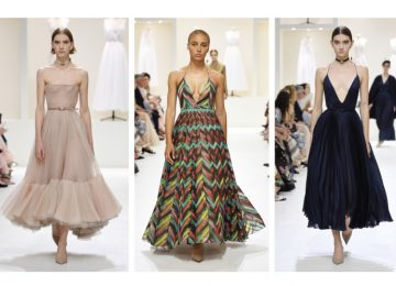 Christian Dior Fall 2018 Couture at Haute Couture PFW