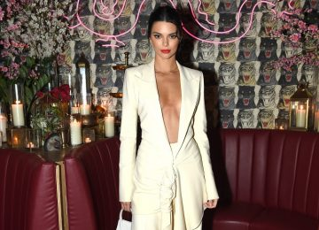 Naked Suits Are Celebs' Favorite Thing To Rock