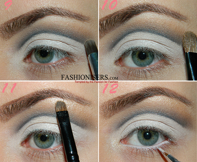 Sixties Inspired Twiggy Makeup Tutorial