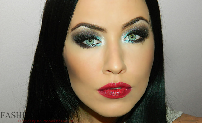 megan fox smokey eye makeup tutorial saubhaya makeup