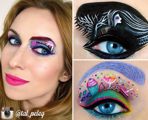 15 Instagram Beauty Gurus Worth Following: Tal Peleg