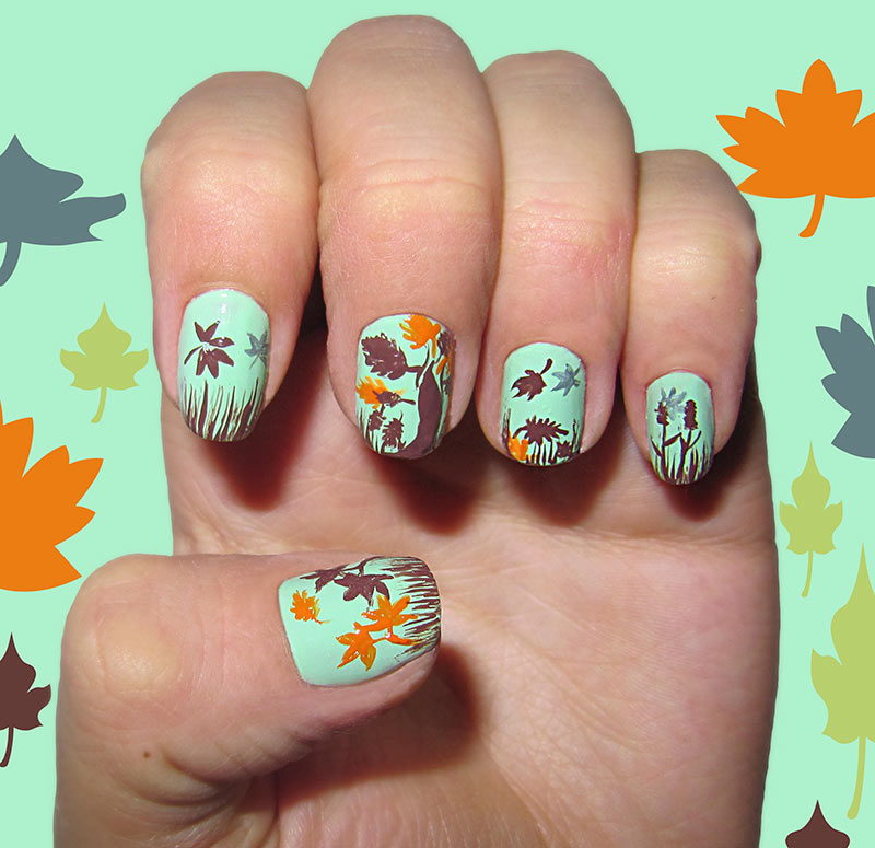 fall nail designs 13 dreamy fall nail designs that are more than 31025