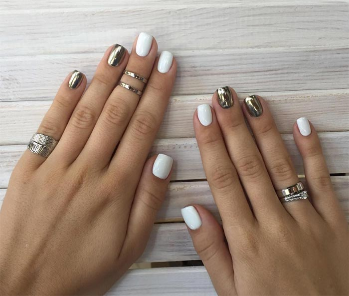 101 Classy Nail Art Designs for Short Nails