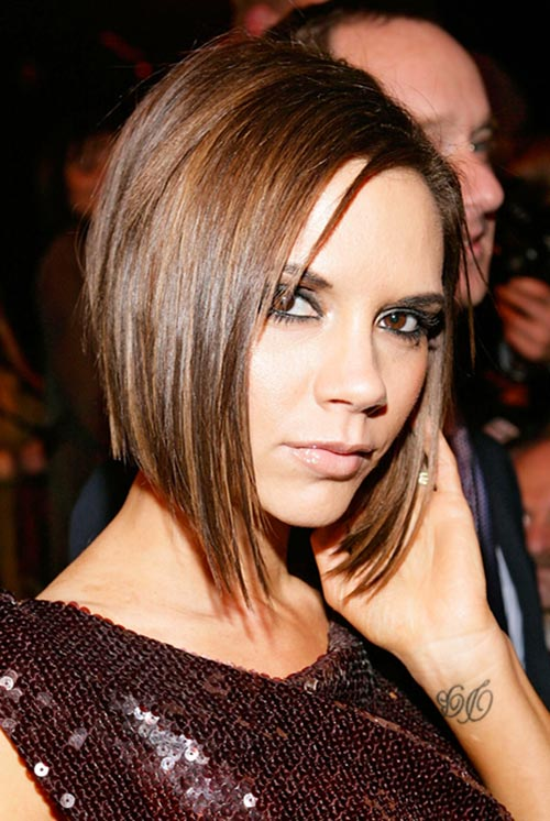 Timeless Hairstyles for Women That Will Never Get Out of Style: Victoria Beckham