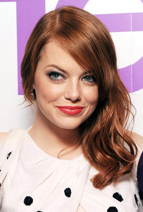 Timeless Hairstyles for Women That Will Never Get Out of Style: Emma Stone