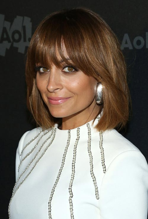 Timeless Hairstyles for Women That Will Never Get Out of Style: Nicole Richie