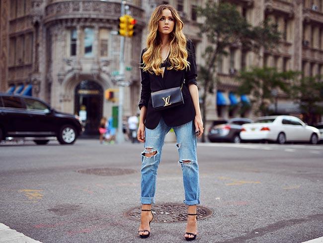 Decoding Kristina Bazan's Chic Style
