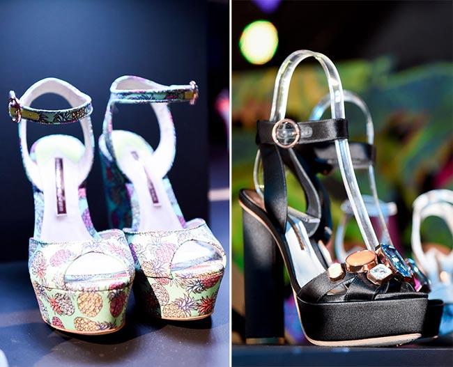 Sophia Webster's Spring 2015 Shoes