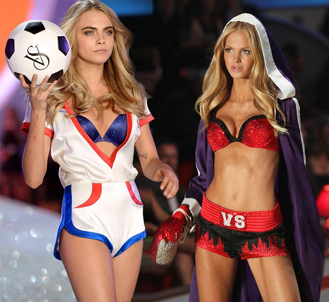 Victoria's Secret Angels Exercise Secrets Revealed!