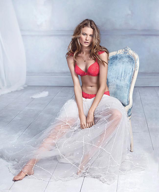 Victoria's Secret Dream Angels Holiday 2014 Campaign