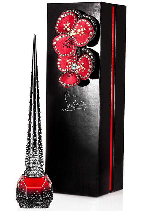 Christian Louboutin Starlight Rouge Louboutin Holiday 2014 Nail Lacquer