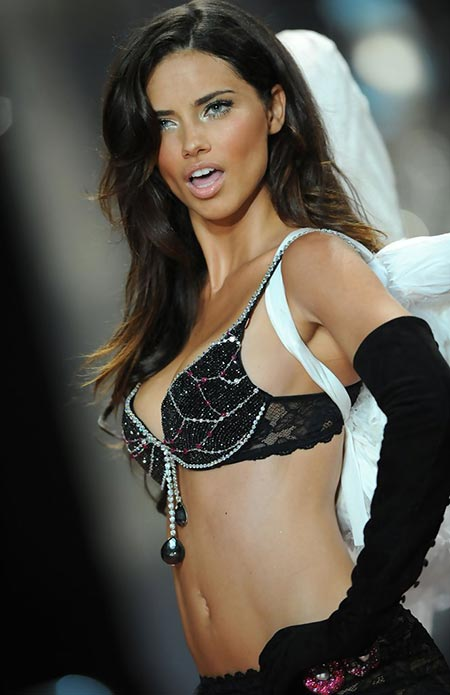2008: Victoria's Secret Black Diamond Fantasy Miracle Bra
