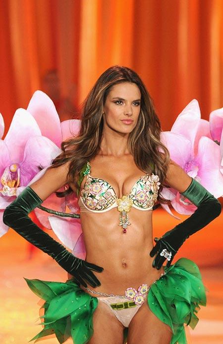 2012: Victoria's Secret Floral Fantasy Bra
