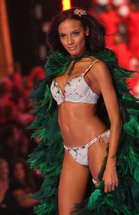 2007: Victoria's Secret Holiday Fantasy Bra
