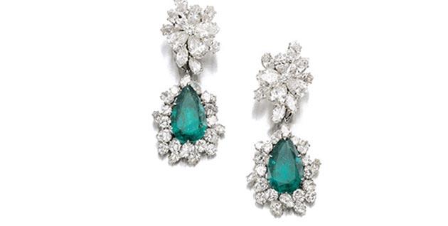 Most Legendary Jewlery Sales: The Gina Lollobrigida Sale, Sotheby's Geneva, 2013
