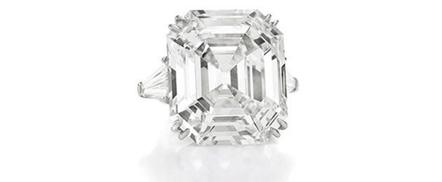 Most Legendary Jewelry Sales: Elizabeth Taylor's Jewelry Sale, Christie's, 2011