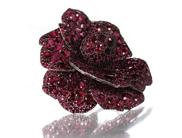 Most Legendary Jewelry Sales: Lily Safra's Jewelry Sale, Christie's, 2012
