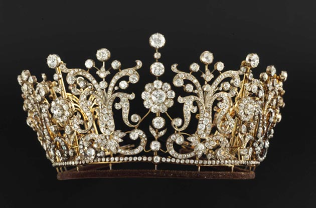 Most Legendary Jewelry Sales: The Princess Margaret Sale, Christie's, 2006