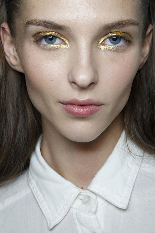 Spring 2015 Runway Inspired Party Makeup Ideas