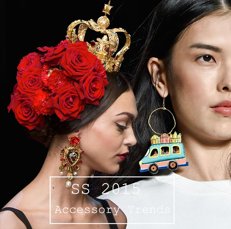 Spring/ Summer 2015 Accessory Trends