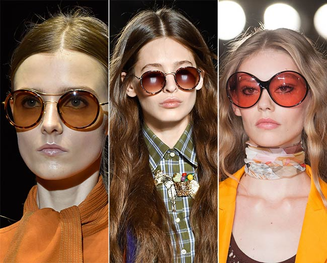 Spring/ Summer 2015 Eyewear Trends: Retro Sunglasses