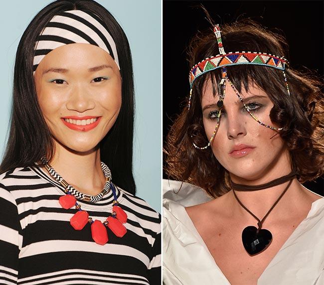 Spring/ Summer 2015 Hair Accessory Trends: Headbands