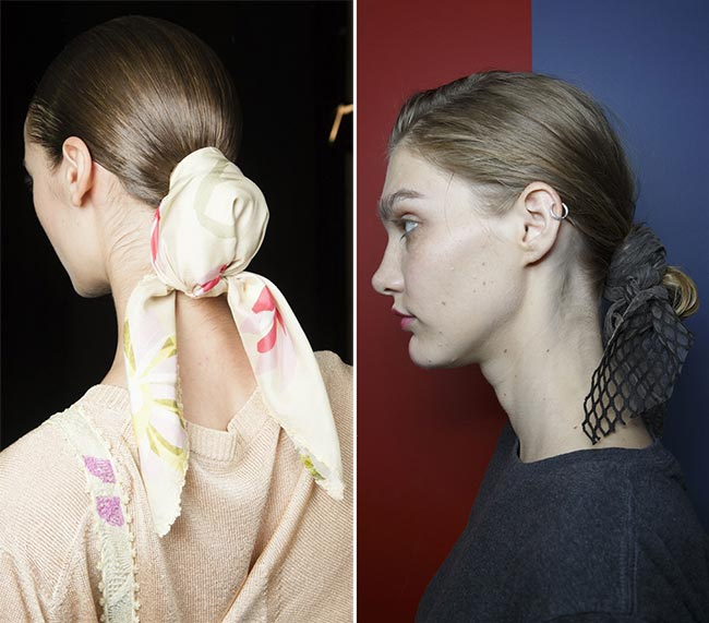 Spring/ Summer 2015 Hair Accessory Trends: Headscarves