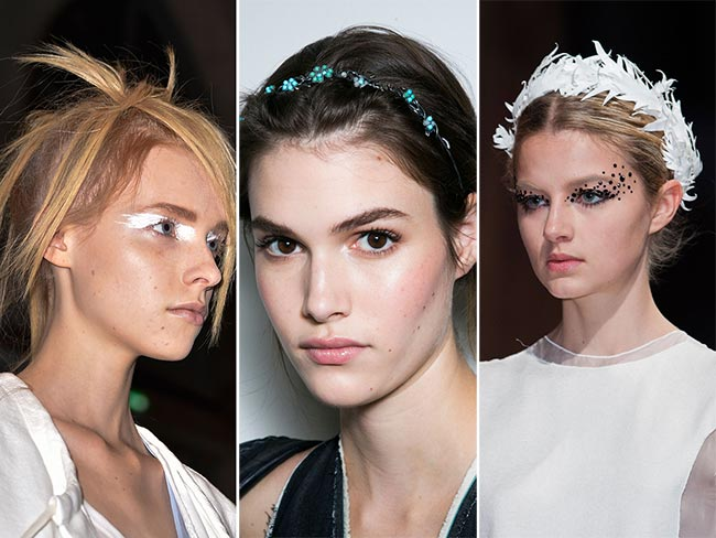 Spring/ Summer 2015 Hairstyle Trends: Updo Hairstyles