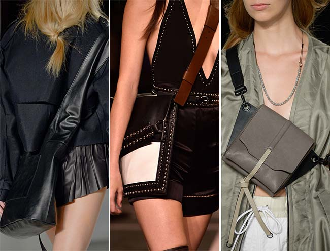 Spring/ Summer 2015 Handbag Trends: Cross-Body Bags
