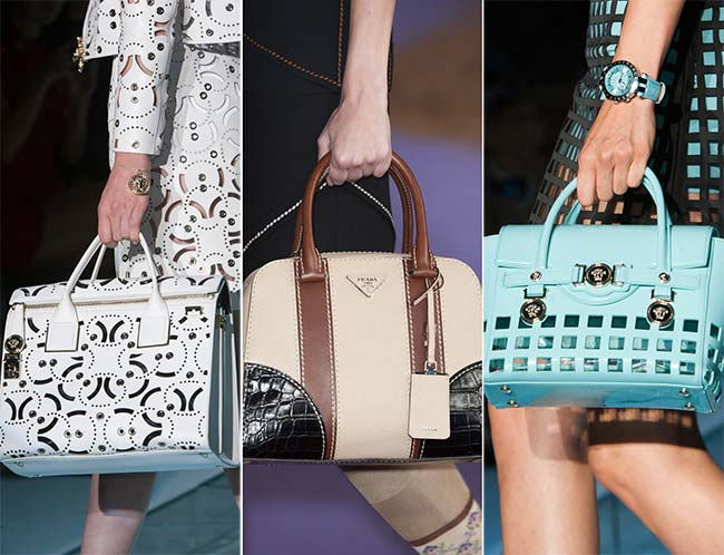 Spring/ Summer 2015 Handbag Trends: Satchel Bags