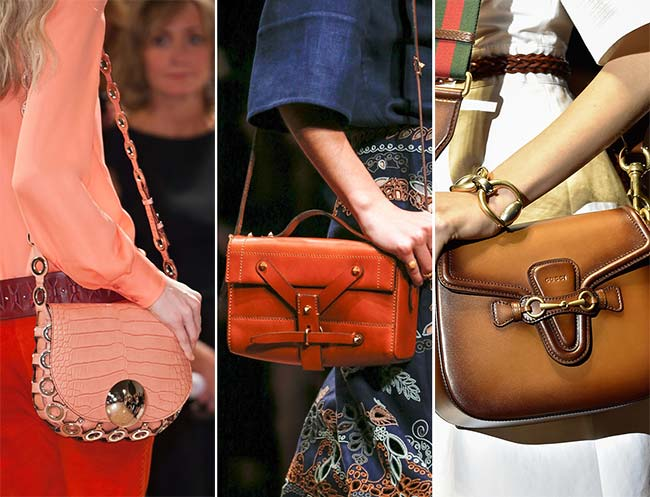 Spring/ Summer 2015 Handbag Trends: Shoulder Bags