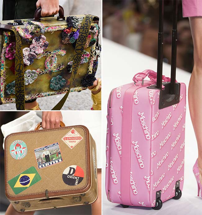 Spring/ Summer 2015 Handbag Trends: Suitcases