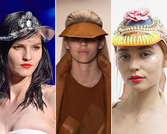 Spring/ Summer 2015 Headwear Trends: Caps