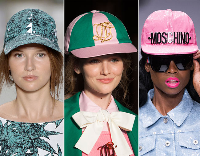 5b20080bfe7 Spring  Summer 2015 Headwear Trends  Caps