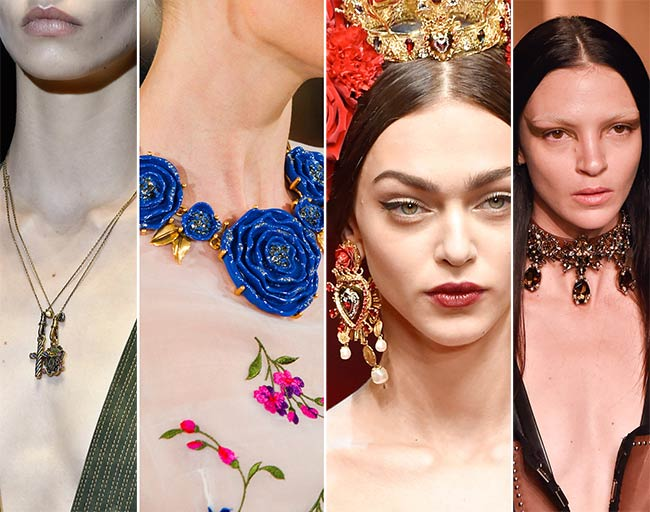 Spring/ Summer 2015 Jewelry Trends: Vintage Jewelry