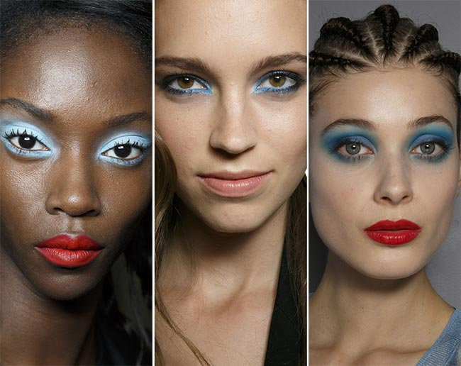 Spring Summer 2015 Makeup Trends Fashionisers C