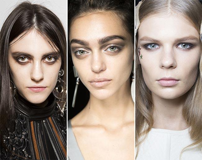 Spring/ Summer 2015 Makeup Trends: Smokey Eye Makeup