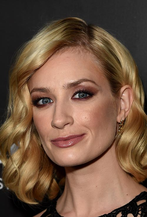 Strawberry Blonde Hair Colors: Beth Behrs