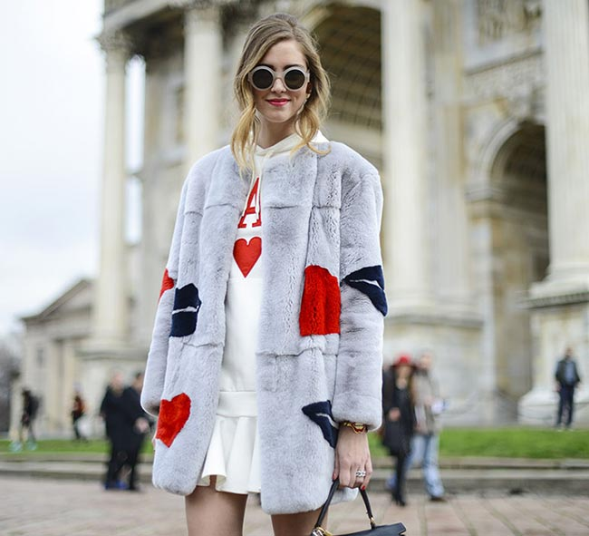 Stylish Ways of Wearing Coats in Fall