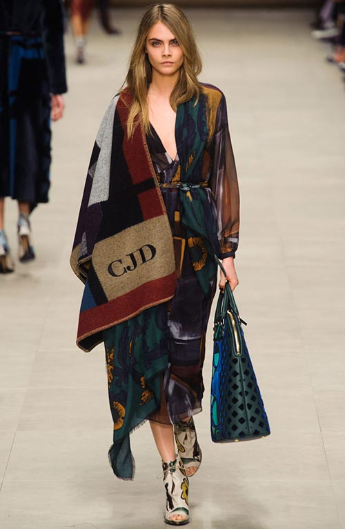 Winter 2014-2015 Fashion Must-Haves: Blanket Scarf