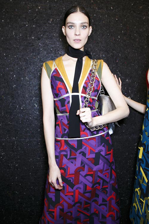 Winter 2014-2015 Fashion Must-Haves: Patterned Dress