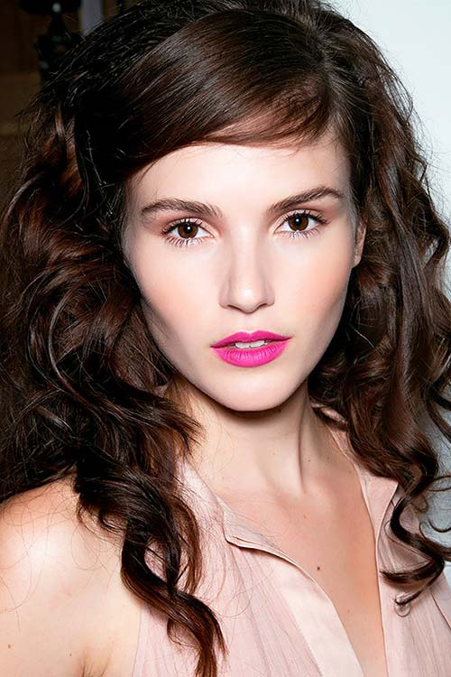 10 Gorgeous Holiday Party Hairstyles: Loose Waves