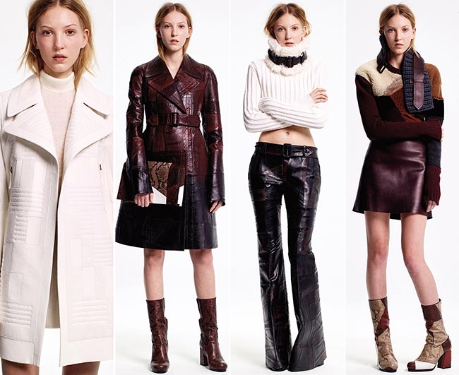 Calvin Klein Pre-Fall 2015 Collection
