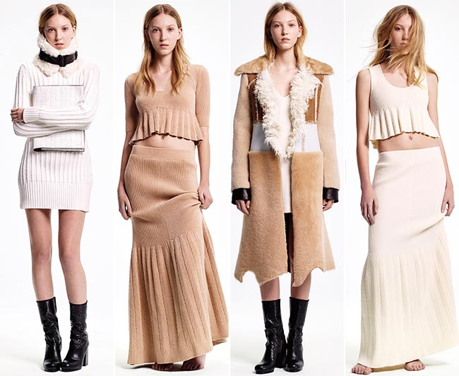 Calvin Klein Pre-Fall 2015 Collection