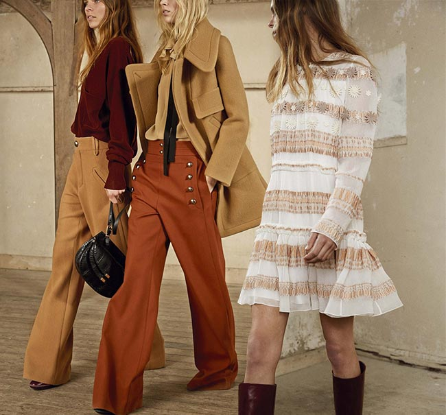 Chloe Pre-Fall 2015 Collection