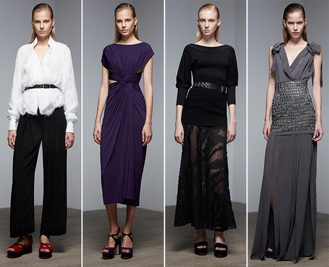 Donna Karan Pre-Fall 2015 Collection