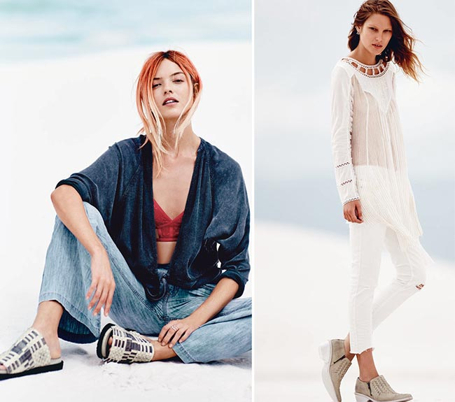 Free People Spring 2015 Collection