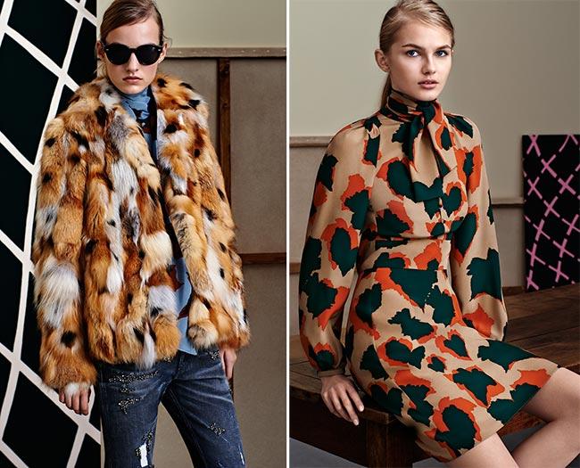 Gucci Pre-Fall 2015 Collection