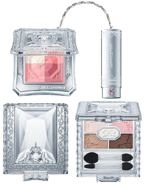 Jill Stuart Ribbon Couture Spring 2015 Makeup Collection